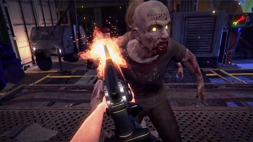 'Zombie Survival' Opens In Tokyo: The World's Most Advanced Free-Roam VR Experience