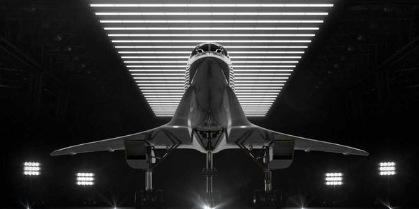 Stratasys and Boom Supersonic Partnership Brings 3-D Printing To Faster-Than-Sound Airliners
