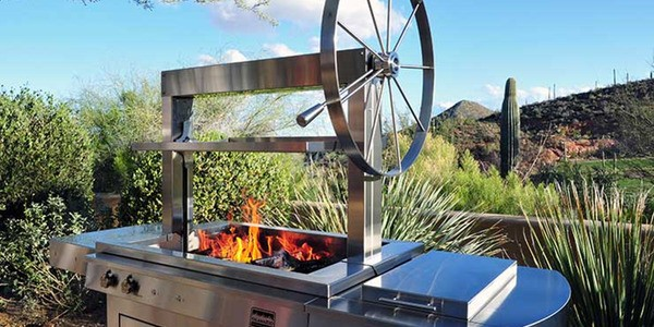The Best Grill Money Can Buy Costs $30,000 (And Is Totally Worth It)