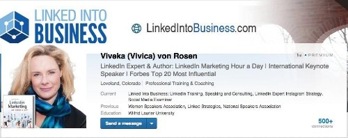 How To Create The Ideal LinkedIn Profile