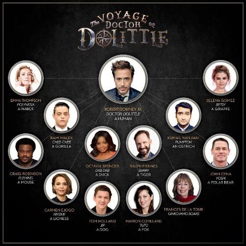 Box Office: Robert Downey Jr.'s 'Doctor Dolittle' Must Break Records To Break Even