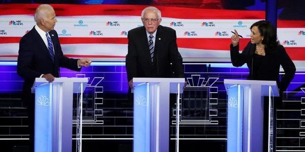 In Case You've Run Out Of Conspiracy Theories, Here's A New One: Democratic Debates