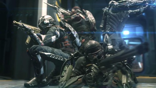 'Call Of Duty: Advanced Warfare' Reveals Four Player Co-Op Mode