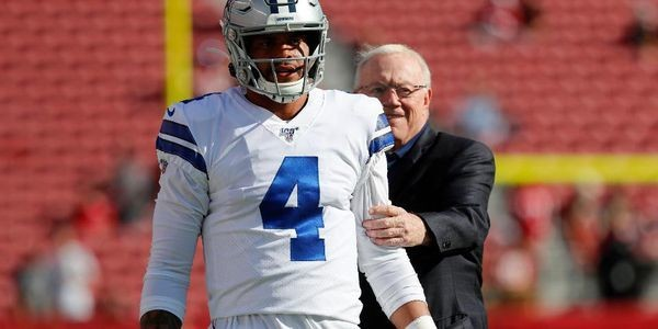 Cowboys Owner Jerry Jones Was Only Joking; But Holdout Running Back Ezekiel Elliott Isn't Laughing