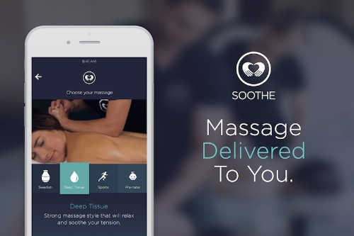 Soothe Raises $35 Million To Accelerate On-Demand Massage Growth