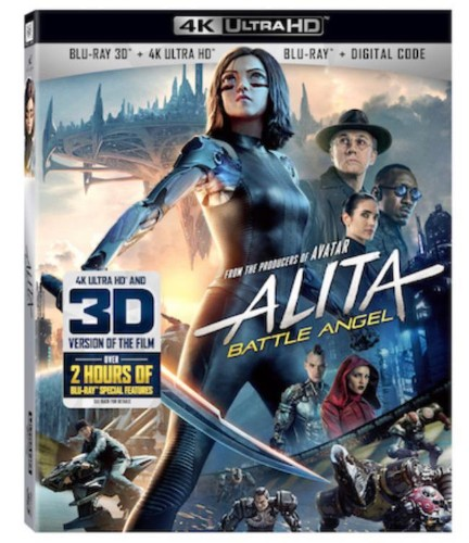 'Alita: Battle Angel' Bravely Takes On The HDR Format War