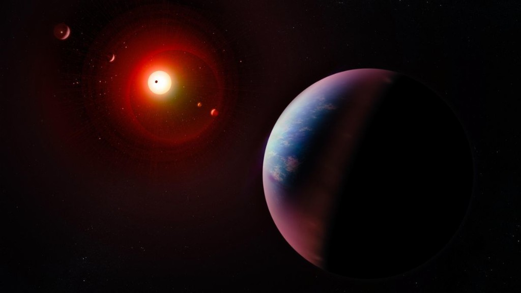 NASA Found A New Planet Just Outside Our Solar System. Here's What You Need To Know.