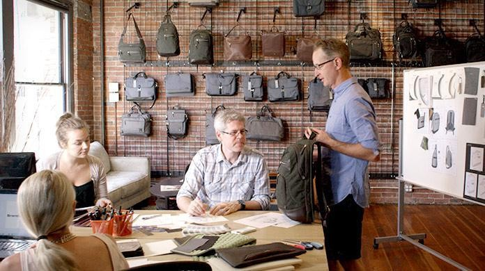 How A Local Backpack Shop Became A Global Outfitter For Digital Entrepreneurs