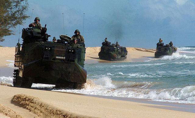 U.S. Marine Corps Retools Strategy As Tech Threats Mushroom