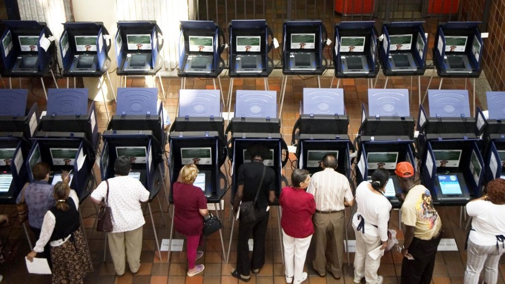 Latino Voters Drown In A Sea Of Misinformation In South Florida