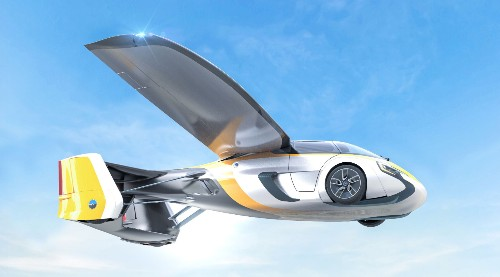 Flying Cars Take Off And Are Set For Sale For Up To $1.6 Million