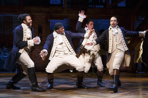 Broadway Has Highest-Grossing Season In History, But 'Hamilton' Cuts Both Ways