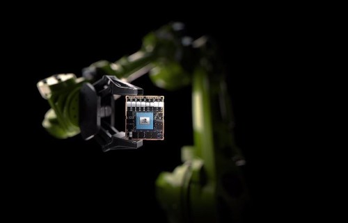 The New Chip From NVIDIA Is All Set To Become The Brain Of Robots