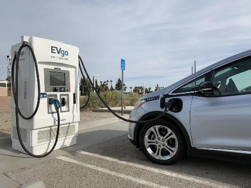 EV Charging Stations Are Still Few And Far Between— For The Rest Of Us Who Don't Drive A Model 3