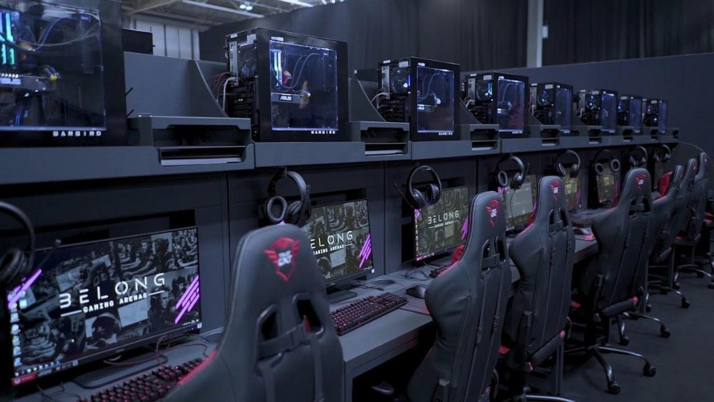 There Is A Belong Gaming Area Coming To Your Town