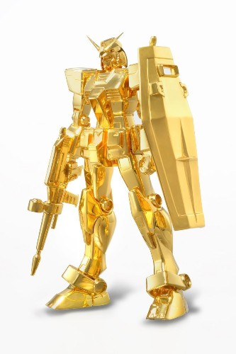 You Can Buy A Solid Gold Cartoon Robot For $160,000