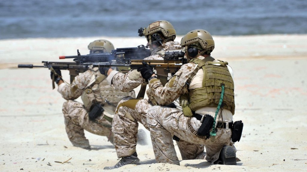 A Navy SEAL's Guide For Reacting And Thriving Under Pressure