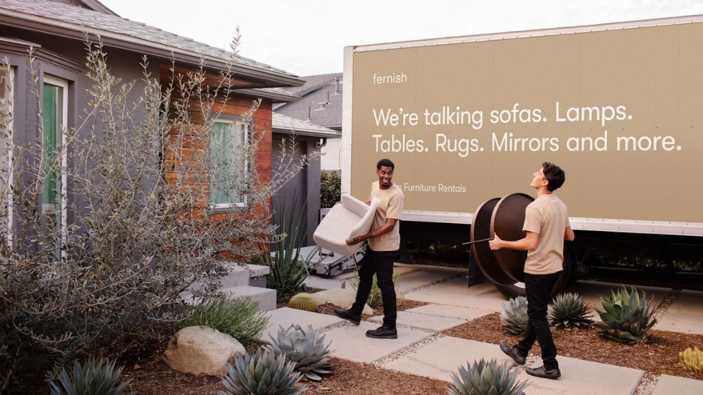 Home Delivery Of Your Home Office? Pandemic Boosts Demand At Furniture-As-A-Service Startup