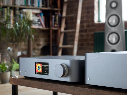 Cambridge Audio Has Edge At The Top Of Its Product Range But Does The High-End System Stack Up?