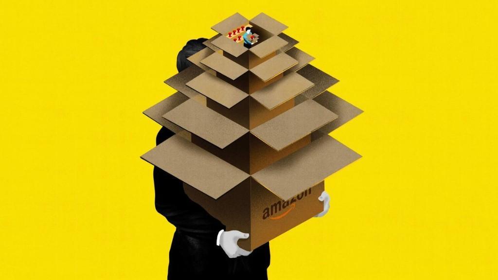 Amazon - cover