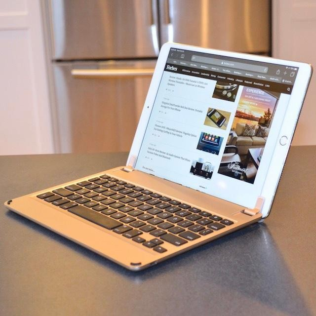 Review: Brydge 10.5 Bluetooth Keyboard For iPad Pro