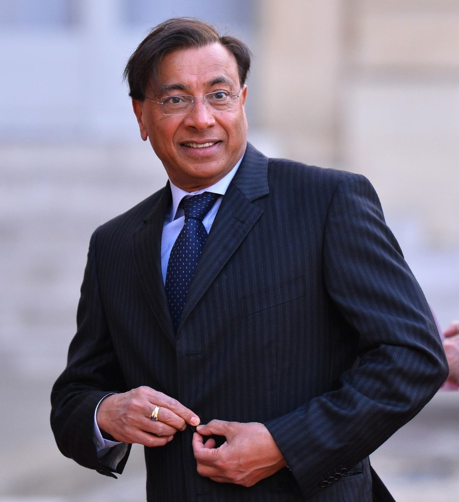 From $82 Million Wedding To Bankruptcy, The Descent Of Lakshmi Mittal's Brother