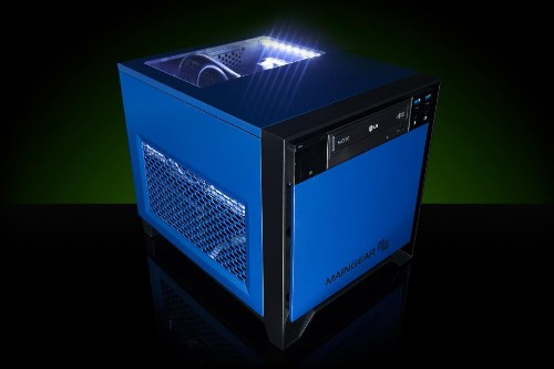 Maingear Torq Review: Cool And Quiet Liquid-Cooled PC Gaming