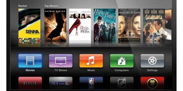 Apple TV Receives Software Update With New UFC, The Scene, Dailymotion And YouTube Apps