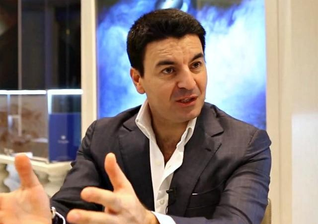 "Montegrappa CEO Giuseppe Aquila Explains Meaning Of ""Italian Luxury"""