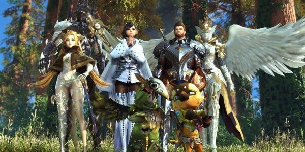 'Astellia Online' Impressions: Barely More Than Just Another Generic Korean MMORPG
