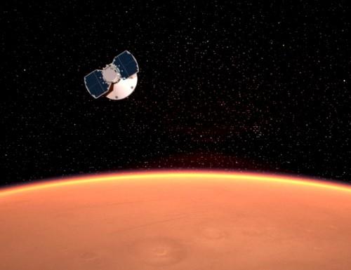 Days Away From Mars, NASA Awaits 'The Seven Minutes Of Terror'
