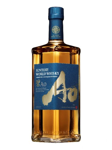 Suntory Announces 'Ao,' A World Blended Whisky Set To Change The Industry