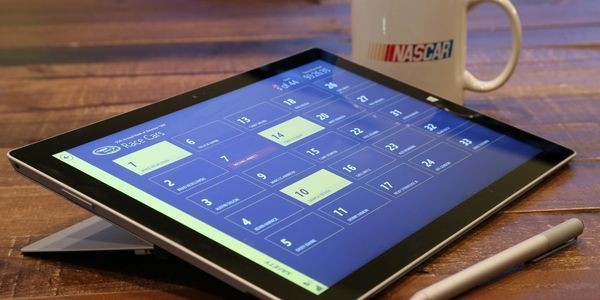 NASCAR Turns To Microsoft And Windows 8 To Streamline Race Operations