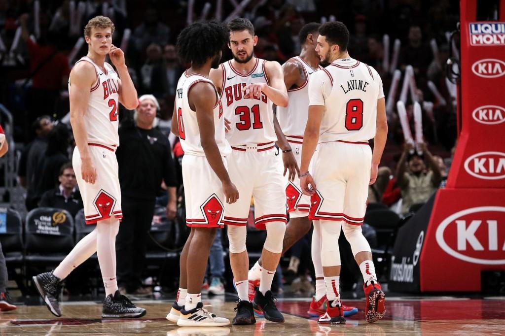 Chicago Bulls Still Looking For Point Guard Upgrade