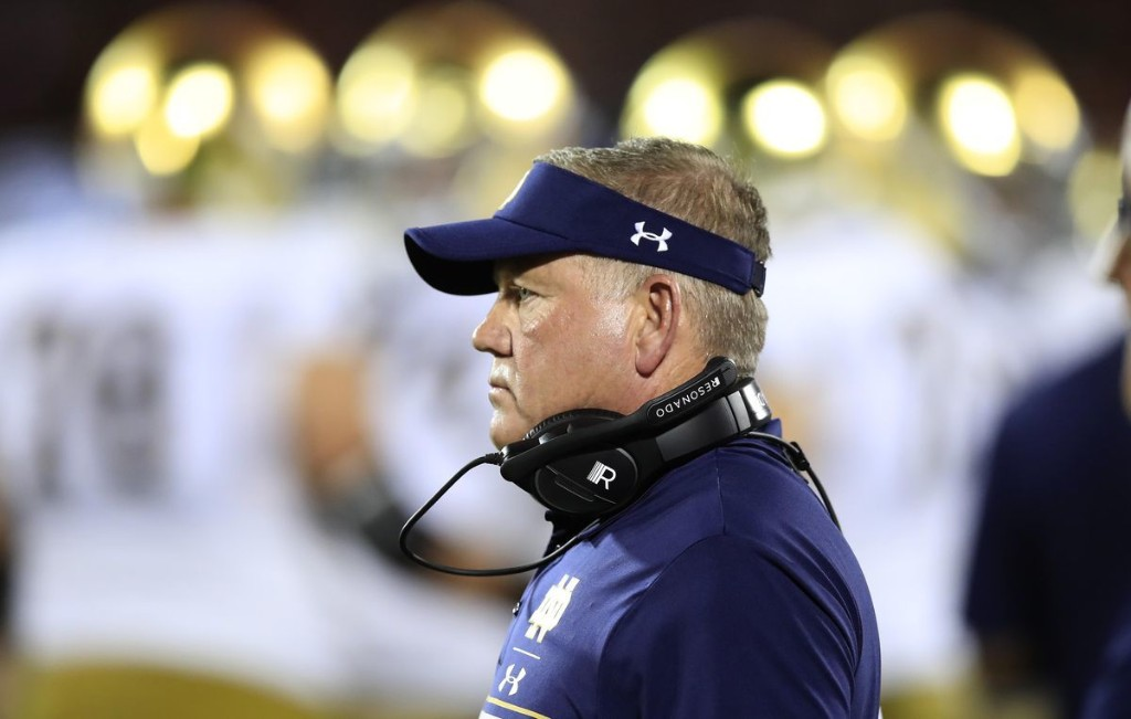 Cancel The Book Deal — Notre Dame-Wake Forest Postponed Amid COVID-19 Flare-Up