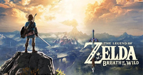 'Zelda: Breath of the Wild' Is Curing Me Of An Addiction I Didn't Know I Had