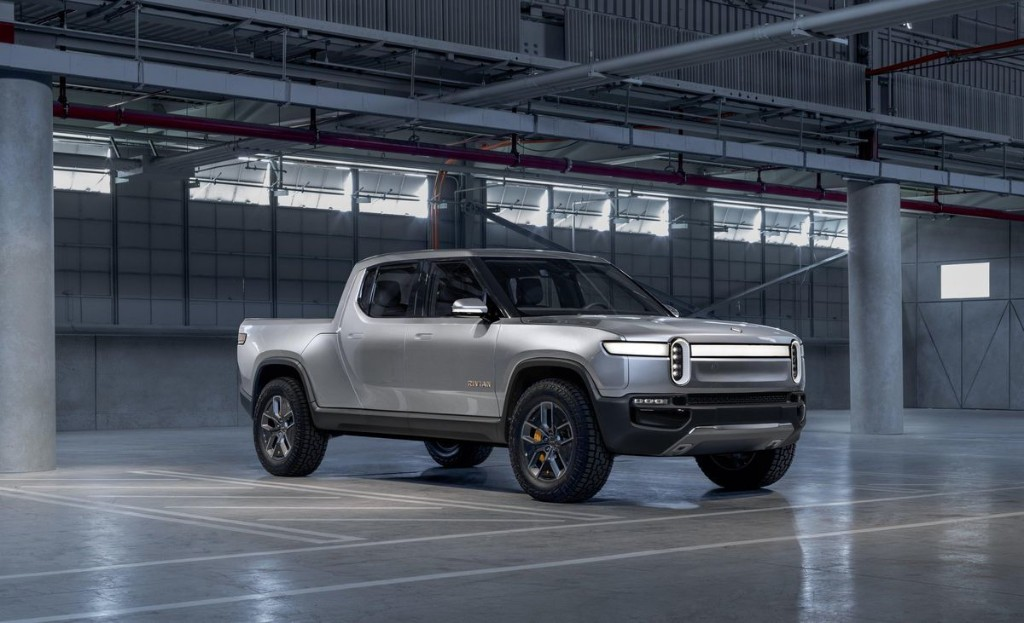 Rivian Snags $2.5 Billion From T. Rowe Price, Amazon To Take On Tesla In Electric Trucks