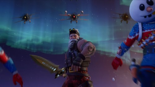 Is 'Fortnite' Teasing Swords And The Infinity Blade For Season 7?