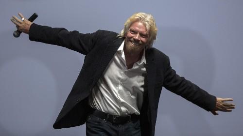 Sir Richard Branson's Advice For Entrepreneurs: Don't Be Afraid Of Fear