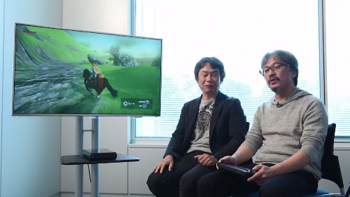 The Coolest Thing About The New 'Legend Of Zelda' For Wii U