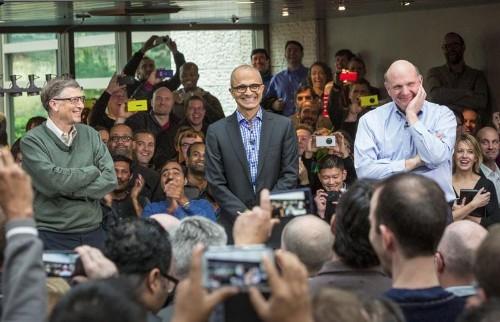 Microsoft's Skeleton Key To Unlocking Success