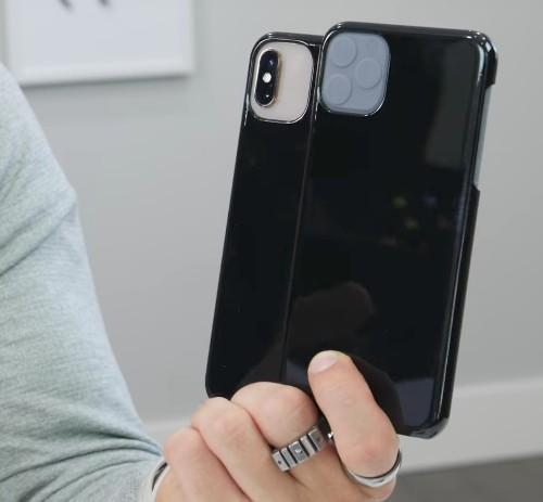 iPhone 11 Schematics Match Retail Cases Confirming New Design