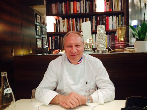 Leading A 3-Star Michelin Team: How A Top French Chef Does It
