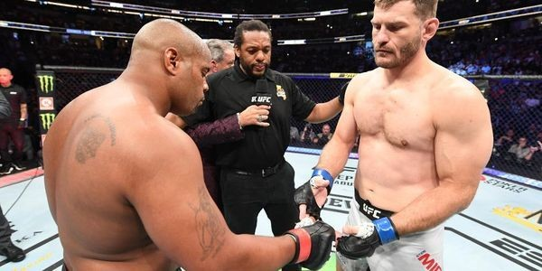 Stipe Miocic, Daniel Cormier And The Importance Of Family