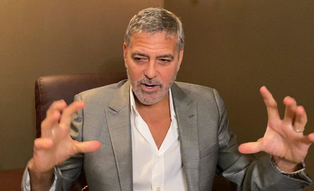 George Clooney's Quarter-Century Cutting His Own Hair With The Flowbee: Why He'd Be Smart To Buy The Company