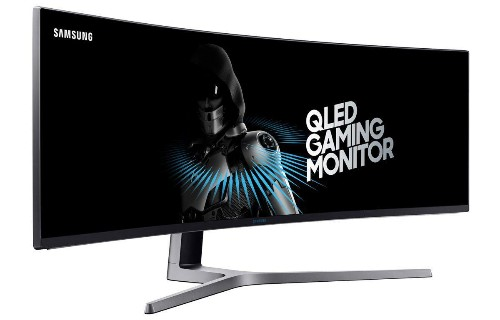 Samsung Introduces Ultra-Wide 49-Inch QLED Gaming Monitor