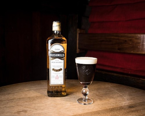 Forget Green Beer, Instead Celebrate St. Patrick's Day With Irish Coffee