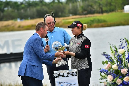 After Pushing LPGA's Prize Money Past $70 Million, Mike Whan Looks To Next Challenges