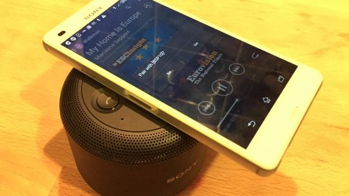 Gadgets We Love: Sony Rocks The Room With Its Loud Smartphone Speaker