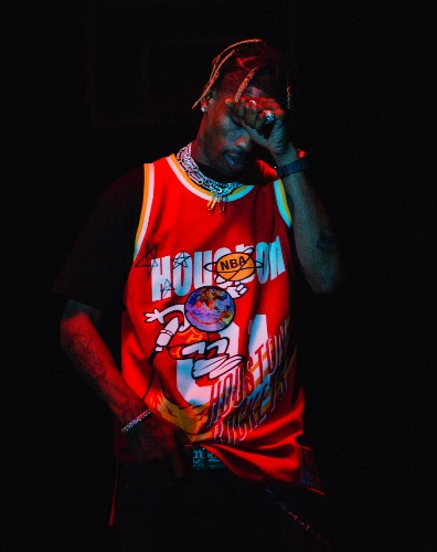 Bleacher Report Launches NBA Remix Collaboration With Travis Scott And Mitchell & Ness